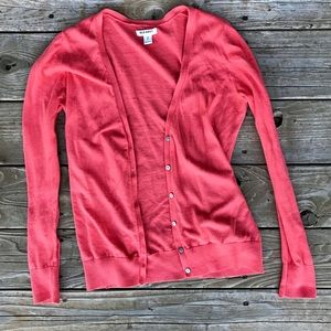 Old Navy - Coral Cardigan - S/M
